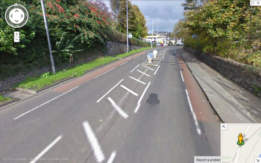 cycle-lane